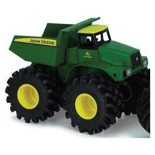 John Deere Monster Treads Shake N Sounds   Dump Truck: Toys & Games