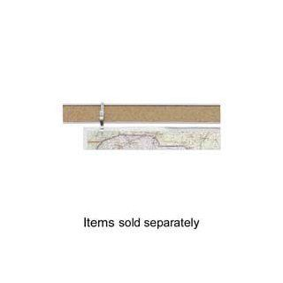 "Advantus Corp. Products   Flip Chart Hooks, For 2"" Map Rails   Sold as 1 EA   Slide onto map rail to hold flip charts. Use with Advantus 1"" and 2"" map rails.: Everything Else"