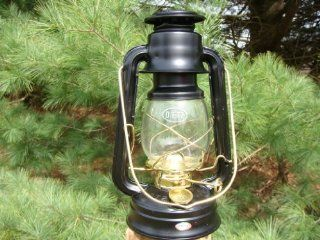 Country Collectible Small Black Barn Lantern As Used in the Amish Buggy Light. Authentic Lanterns That Have Been Utilized for Decades to Light the Way on the Farms in the Amish Community. This Lantern Fits Perfectly Into the Amish Horse Buggy Carriage Lant