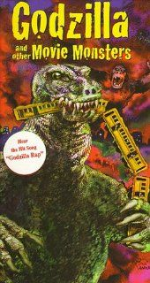 Godzilla and other movie Monsters two video set [VHS] Godzilla & Other Movie Monster Movies & TV