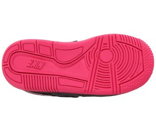 Nike Kids Delta Force Low Infant Toddler Black Vivid Pink Black