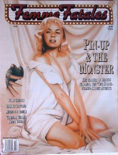 Femme Fatales Magazine Vol. #4 #2 Fall 1995, Jeanne Carmen, Tura Satana, Brinke Stevens, Michelle Bauer, Vampire Vixens : Other Products : Everything Else