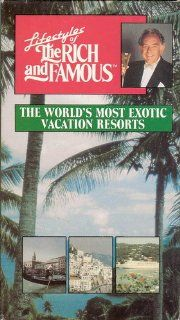 Lifestyles of the Rich and Famous: The World's Most Exotic Vacation Resorts: Robin Leach, Andie MacDowell, Tracy Scoggins, Leann Hunley, Deborah Shelton, Elke Sommers, Teri Copley: Movies & TV
