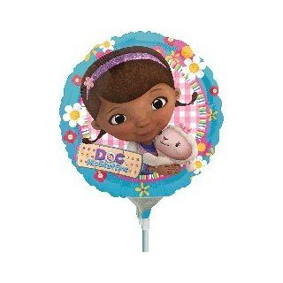 "9"" Airfill Only Doc McStuffins Balloon: Toys & Games"