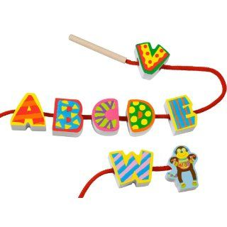ALEX� Toys   Early Learning String My Abc'S  Little Hands 1487: Toys & Games