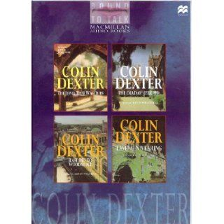 """Bound to Talk """"The Jewel That Was Ours"""", """"Dead of Jericho"""", """"Last Bus to Woodstock"""", """"Last Seen Wearing"""" No.2 Colin Dexter Colin Dexter, Kevin Whately 9781405005654 Books"""