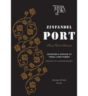 Terra d'Oro Zinfandel Port: Wine