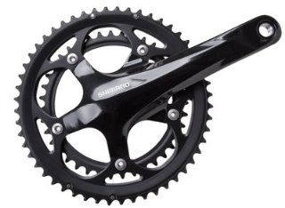 Shimano Sora FC R350 Crankset   175mm x 52 39T, Integrated  Bike Cranksets And Accessories  Sports & Outdoors