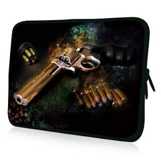 Gun and Bullet Pattern Protective Sleeve Case for Samsung Galaxy Tab 2 P3100 and others,7: Cell Phones & Accessories