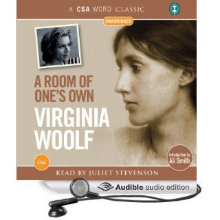 A Room of One's Own (Audible Audio Edition): Virginia Woolf, Juliet Stevenson: Books