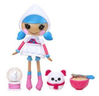 Lalaloopsy Mini Doll, Mittens Fluff N Stuff: Toys & Games