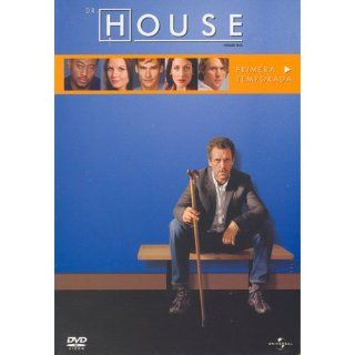 House, M.D.   Season One (Dr. House: Primera Temporada) [NTSC/REGION 1 & 4 DVD. Import Latin America]   with Spanish Audio: Hugh Laurie, Lisa Edelstein, Omar Epps, Robert Sean Leonard, Jennifer Morrison, Jesse Spencer, Bobbin Bergstrom: Movies & TV