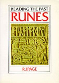Runes (Reading the Past) (9780520061149) R. I. Page Books