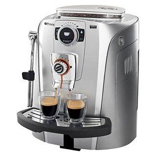 Talea Giro Plus Automatic Espresso Machine With Saeco Aroma System, Rapid Steam, & Adjustable Built in Ceramic Disc Grinder Sae Talea Giro Kitchen & Dining
