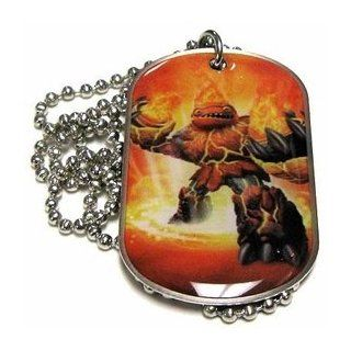 SKYLANDERS GIANTS DOG TAGS   HOT HEAD #16: Toys & Games