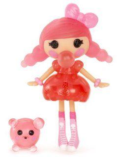 Mini Lalaloopsy Doll   Bubble Smack 'N' Pop: Toys & Games
