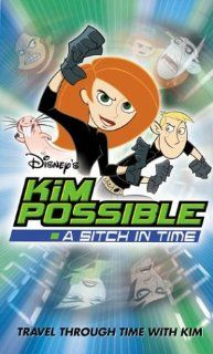 Kim Possible   A Sitch in Time [VHS]: Christy Carlson Romano, Will Friedle, Nancy Cartwright, Tahj Mowry, Gary Cole, John DiMaggio, Michael Dorn, Michael Clarke Duncan, Harrison Fahn, Dakota Fanning, Shaun Fleming, Vivica A. Fox, Steve Loter, Kurt Weldon,