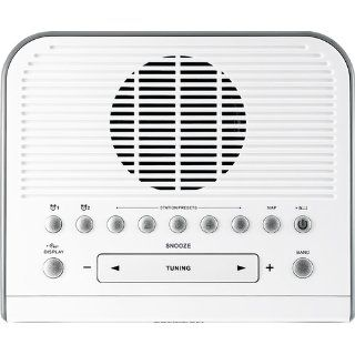 Sangean RCR 5 Digital AM/FM Clock Radio Electronics