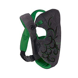 Snugli Front Carrier, Green Roses  Child Carrier Products  Baby