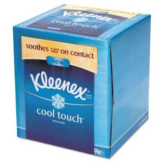 KIMBERLY CLARK PROFESSIONAL* Cool Touch Facial Tissue, 3 Ply, 50 Sheets per Box, 27 per Carton: Science Lab Equipment: Industrial & Scientific