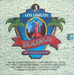 Los Unicos Boleros de Coleccion, Vol. 3: Music