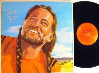 Willie Nelson's Greatest Hits (and some that will be), 2 LP: Music