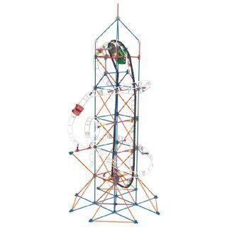 K'NEX Star Shooter Coaster Building Set: Toys & Games