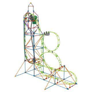 K'NEX Amazin' 8 Coaster Building Set: Toys & Games