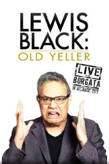 Lewis Black Old Yeller   Live At the Borgata In Atlantic City Lewis Black, Zach Nial, Ben Brewer  Instant Video