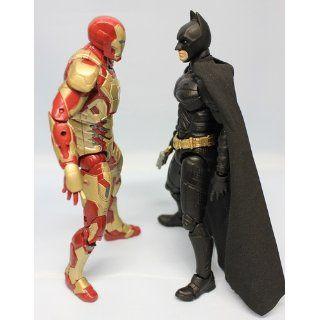 Medicom The Dark Knight Rises   Batman Miracle Action Figure Toys & Games