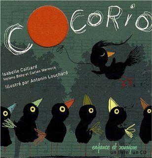 Cocorio (1CD audio) (French Edition): Music