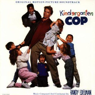 Kindergarten Cop (OST): Music