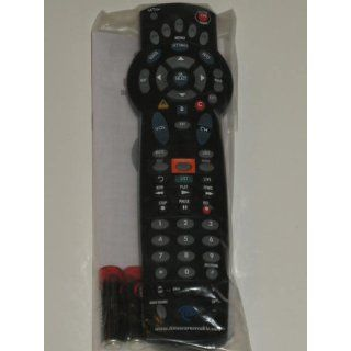 TIME WARNER CABLE ATLAS 4 DEVICE UNIVERSAL HD REMOTE CONTROL for TV / Cable / VCR / Audio Shoes
