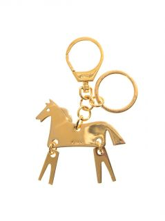 Horse keyring  Chloé