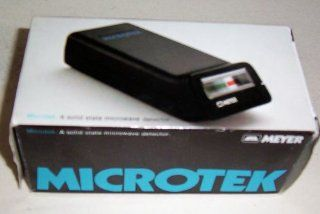 Microtek. A Solid State Microwave Detector by Meyer    Designed for Microwave Oven Users. Provides you with Safety and Peace of Mind.  Countertop Microwave Ovens