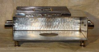BUTANE STOVE COVER PROVIDES AN UPSCALE LOOK FOR DISPLAY COOKING: Kitchen & Dining