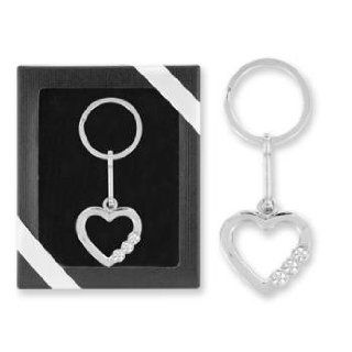"Hallmark ""ONLY ONE KEYCHAIN"" Keychain Heart with a Place to Put a Very Small Image or Picture: Automotive"