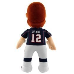 New England Patriots Tom Brady 14 inch Plush Doll Collectible Dolls
