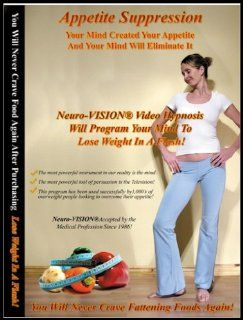 "Neuro VISION ""Lose Weight In A Flash!"" Lose Weight Video Hypnosis & NLP (1 DVD & 2 CDs) Eliminate Your Oral Cravings, Compulsions, Urges, and Appetite Quickly & Easily: Health & Personal Care"