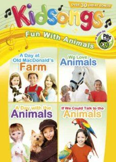 KIDSONGS FUN WITH ANIMALS: Movies & TV