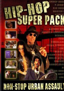 Hip Hop Super Pack: Juvenile: Uncovered/No Limit/On the Come Up/Street Dreams: Gary Busey, Gary Daniels, Master P, Pam Grier, Jeff Fahey, Frank Zagarino, Larry Manetti, Jodi Bianca Wise, Jerry Vale, Eric Cadora, Tracy Fraim, George Cheung, Michael Martin,