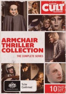 Armchair Thriller Collection (Complete Series)   10 DVD Box Set ( Rachel in Danger / A Dog's Ransom / The Girl Who Walked Quickly / Quiet as a Nun / The Limbo Connection / The Vict [ NON USA FORMAT, PAL, Reg.0 Import   Australia ] Benjamin Whitrow, De