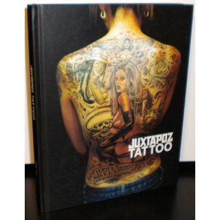 Juxtapoz Tattoo: Roger Gastman, Henry Lewis: 9781584232889: Books