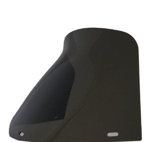 "Long Ride Shields model Mako 12"" dark tint recurve windshield Automotive"