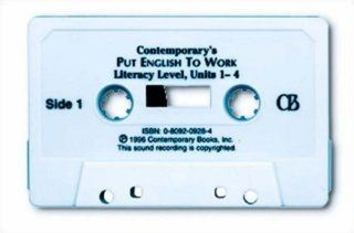Put English To Work Literacy Level   Tape (9780809209286): Janet Podnecky: Books