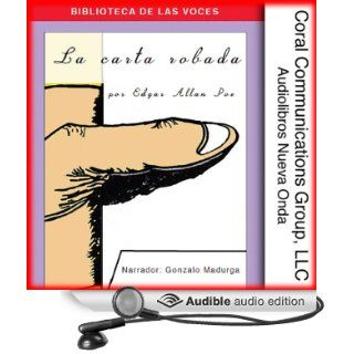 La carta robada [The Purloined Letter] (Audible Audio Edition) Edgar Allan Poe, Gonzalo Madurga Books
