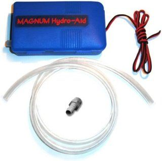 Magnum Pressure Booster for HHO cell to turbocharged Diesel Engines 12V DC: Automotive