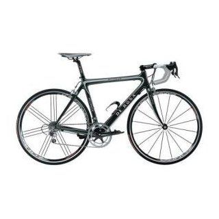 De Rosa Avant Road Frameset   Men's Black/Silver, 58cm : Cycle Frames : Sports & Outdoors