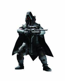 DC Unlimited Killzone Series 1: Helghast Sniper Action Figure: Toys & Games