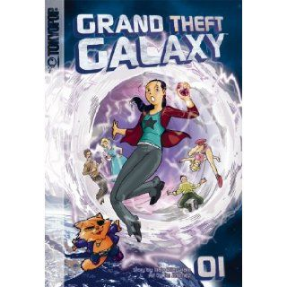 Grand Theft Galaxy Volume 1: Tricia Riley Hale, Jim Jimenez: 9781598167139: Books